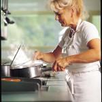 Annie DEMEN Chef de cuisine au Restaurant des Lacs d'Halco